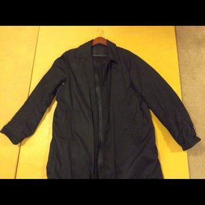 Men's Prada trench style jacket